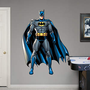 Batman Fathead Wall Decal