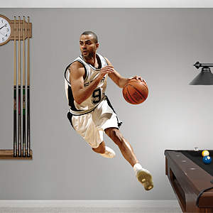 Tony Parker Fathead Wall Decal