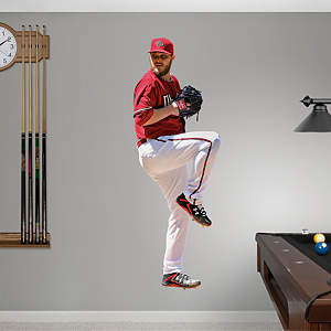 Wade Miley Fathead Wall Decal