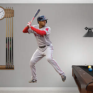 Xander Bogaerts Fathead Wall Decal