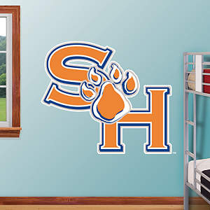 Sam Houston State Bearkats Logo Fathead Wall Decal