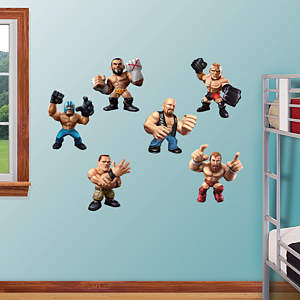 Slam City Collection Fathead Wall Decal