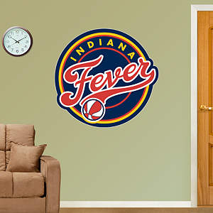 Indiana Fever Logo Fathead Wall Decal