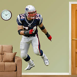 Tedy Bruschi Fathead Wall Decal
