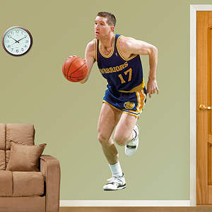 Chris Mullin Fathead Wall Decal