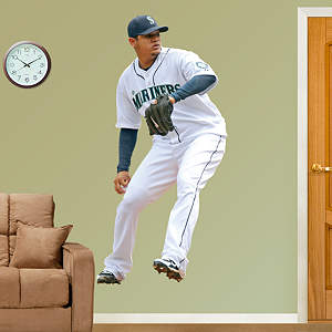 Felix Hernandez Fathead Wall Decal