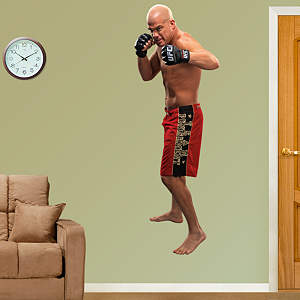 Tito Ortiz Fathead Wall Decal