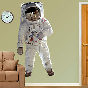 Buzz Aldrin - Astronaut Fathead Wall Decal