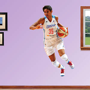 Angel McCoughtry Fathead Wall Decal
