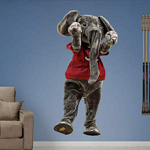 Alabama Mascot - Big Al Fathead Wall Decal