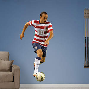Landon Donovan - No. 10 Fathead Wall Decal