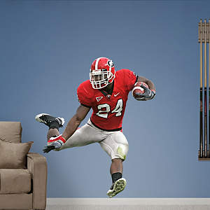 Knowshon Moreno Georgia Fathead Wall Decal