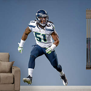 Bruce Irvin Fathead Wall Decal