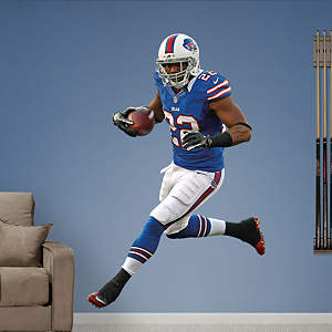 Fred Jackson - Home  Fathead Wall Decal