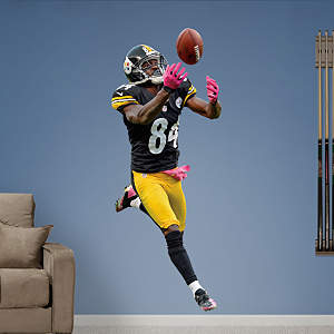 Antonio Brown - Wide Receiver Fathead Wall Decal