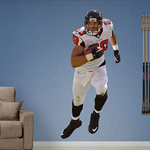 Tony Gonzalez Fathead Wall Decal