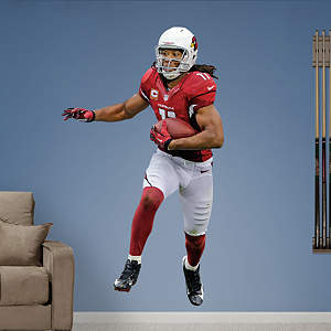 Larry Fitzgerald - Home Fathead Wall Decal