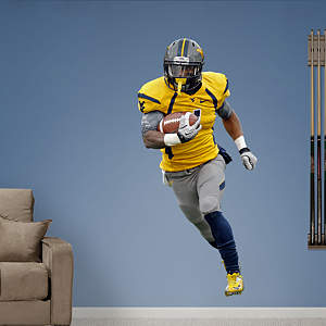 Tavon Austin West Virginia Fathead Wall Decal
