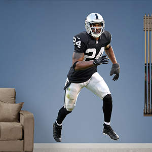 Charles Woodson Fathead Wall Decal