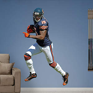 Brandon Marshall - No. 15 Fathead Wall Decal