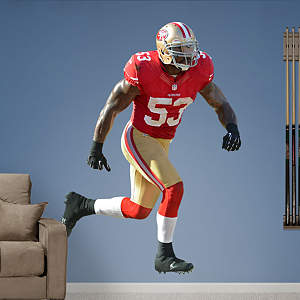 NaVorro Bowman Fathead Wall Decal