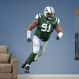 Sheldon Richardson Fathead Wall Decal