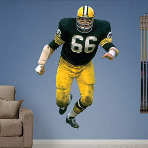 Ray Nitschke Fathead Wall Decal