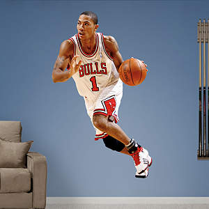 Derrick Rose Fathead Wall Decal