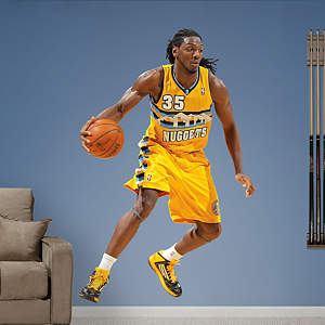 Kenneth Faried Fathead Wall Decal