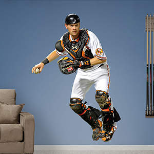 Matt Wieters Fathead Wall Decal