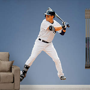 Jacoby Ellsbury Fathead Wall Decal