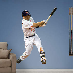 José Altuve Fathead Wall Decal