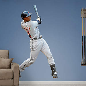 Austin Jackson - No. 14 Fathead Wall Decal