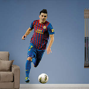 David Villa Fathead Wall Decal
