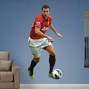 Robin Van Persie Fathead Wall Decal