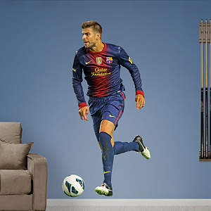 Gerard Piqué Fathead Wall Decal