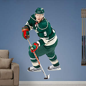 Mikko Koivu Fathead Wall Decal