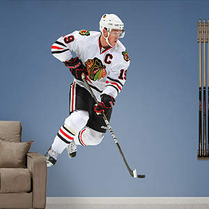 Jonathan Toews - No.19 Fathead Wall Decal