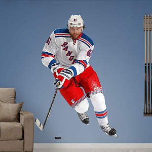 Rick Nash Fathead Wall Decal