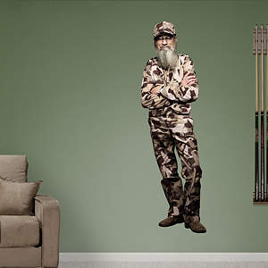 Si Robertson Fathead Wall Decal