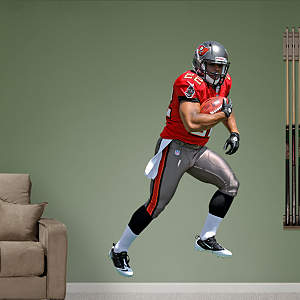 Doug Martin  Fathead Wall Decal