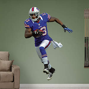 Stevie Johnson - Home Fathead Wall Decal