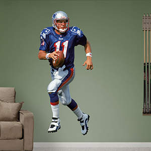 Drew Bledsoe Fathead Wall Decal