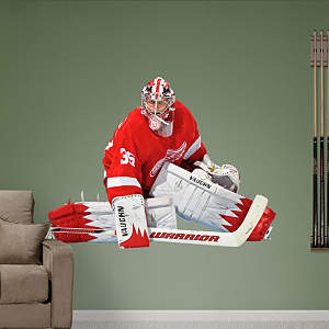 Jimmy Howard Fathead Wall Decal