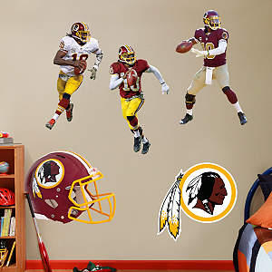 Robert Griffin III Hero Pack Fathead Wall Decal