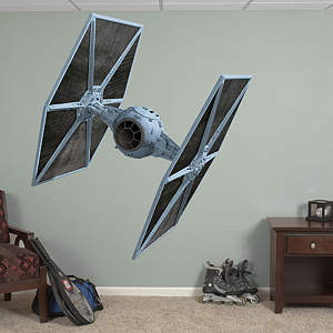 TIE Fighter Fathead Wall Decal