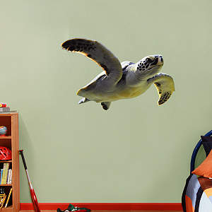 Sea Turtles Fathead Wall Decal