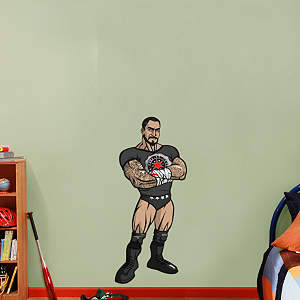 CM Punk - WWE Kids Fathead Wall Decal