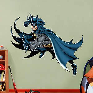 Batman in Action Fathead Wall Decal