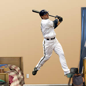 Ryan Braun - NL MVP Fathead Wall Decal